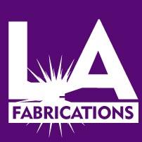 LA Fabrications Logo