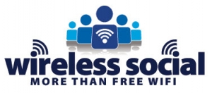 Wireless Social Logo