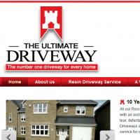 Ultimate Driveway Website Design