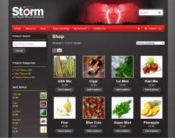 Storm Website