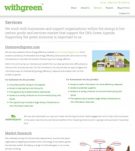 Withgreen_Services