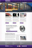 OSA Door Parts Responsive Website