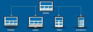 Wigan website client asks, what is responsive website design?