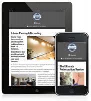 Parkinson Decorators Website