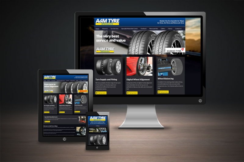 A&M-Tyres
