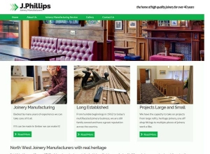 J Phillips Website